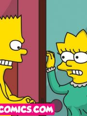 The Simpsons – Bart and Lisa