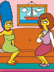 The Simpsons – Flander's Invasion 2