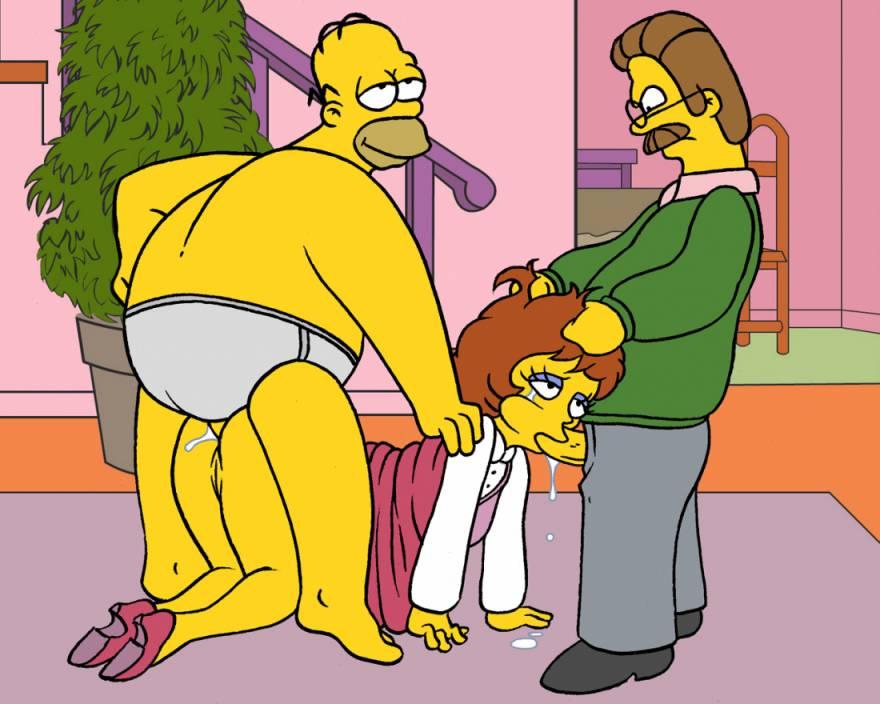 порно подборка фото симпсонов видео