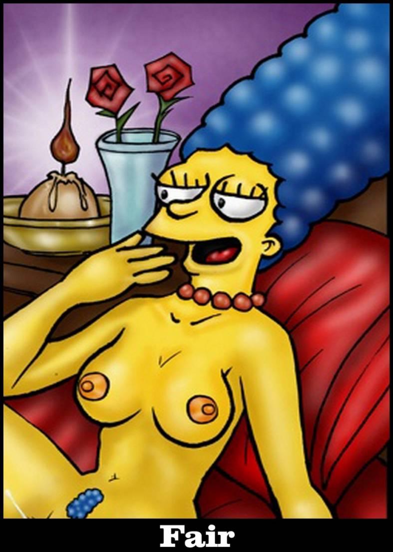 The Simpsons – Fair