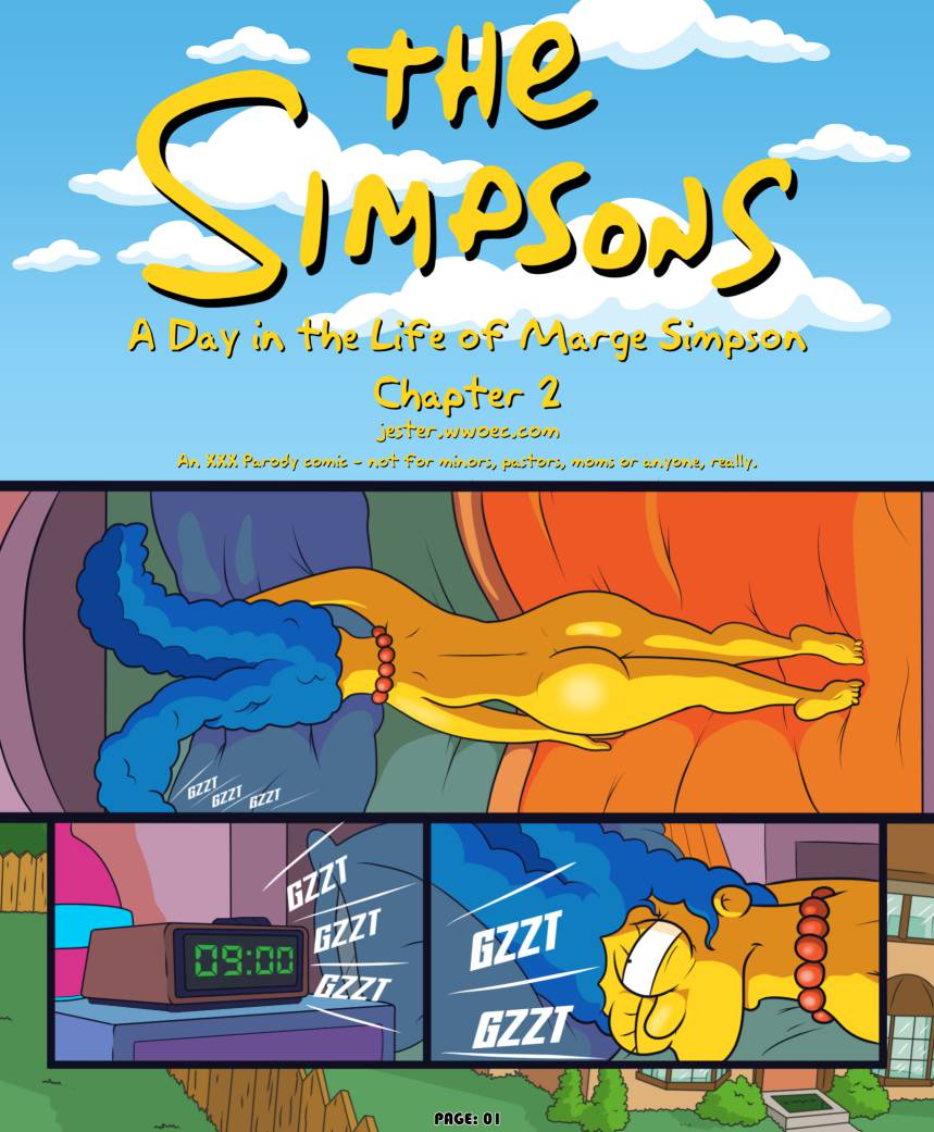 The Simpsons – A Day in the Life of Marge 2