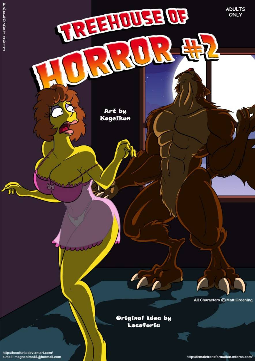 Treehouse Of Horror 2