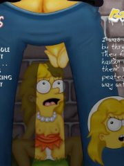 The Simpsons – Gangbang