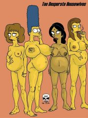 The Simpsons – Too Desperate Housewives
