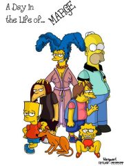 The Simpsons – A Day in the Life of Marge 1