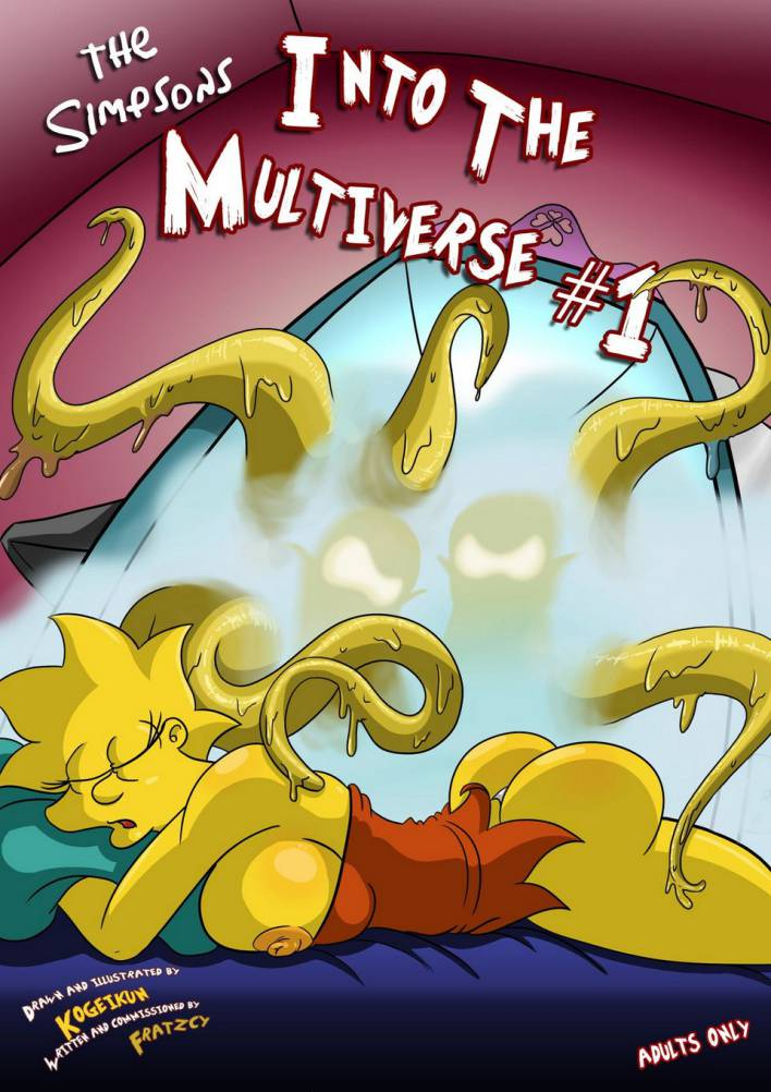 The Simpsons – Into The Multiverse