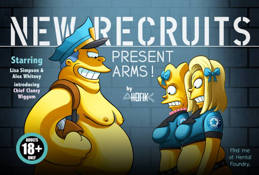 The Simpsons – New Recruits