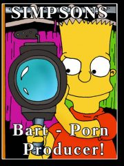 The Simpsons – Part Porn Producer