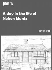 The Simpsons – A Day In The Life Of Nelson Muntz