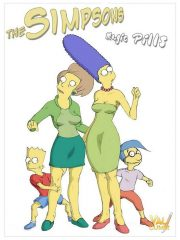The Simpsons – Magic Pills