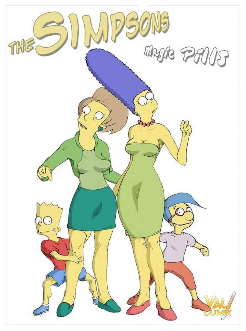 The Simpsons – Magic Pills