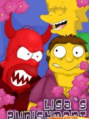 The Simpsons – Lisa's punishment