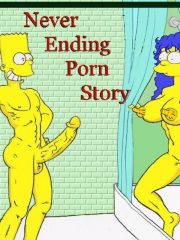 The Simpsons – Never Ending Porn Story