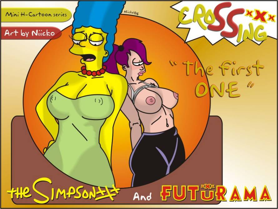 The Simpsons – Simpson and Futurama