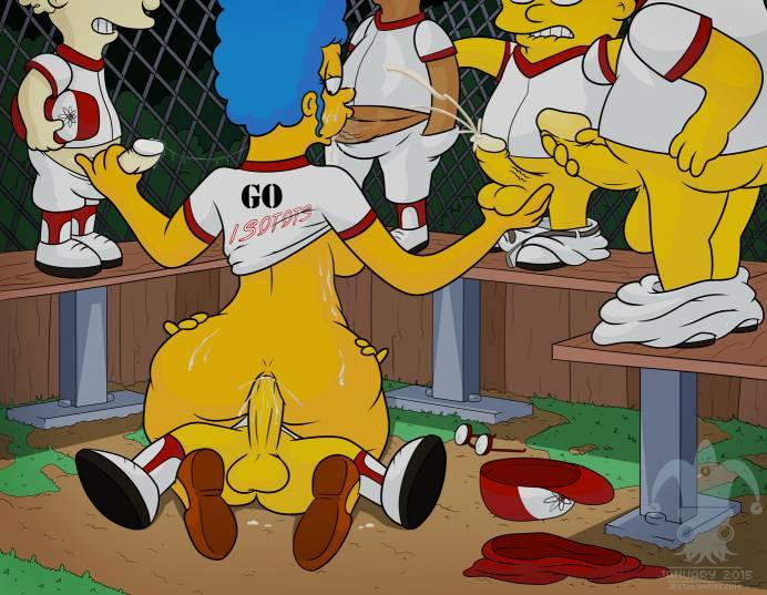 Симпсоны барт и мардж порно фото 4761 фотография