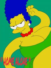 Simpsons XXX : Homer fucking Marge