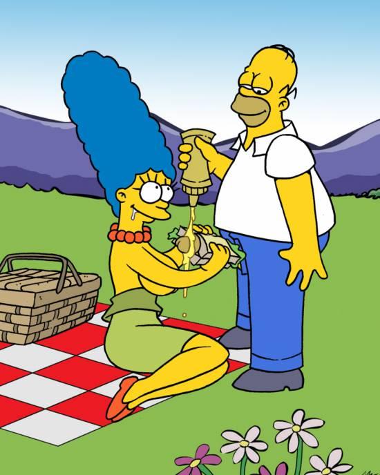 Homer porn — 10