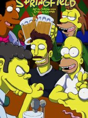 The Simpsons – Welcome To Springfield