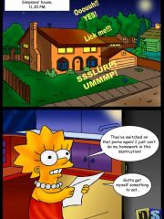 The Simpsons – House