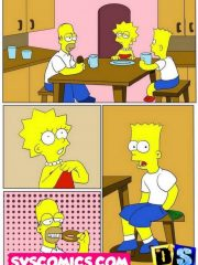 The Simpsons – Little Whore