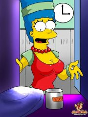 The Simpsons – She AniMale 179