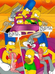 The Simpsons – Drawn-Sex