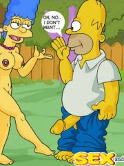 The Simpsons – SexAndToons
