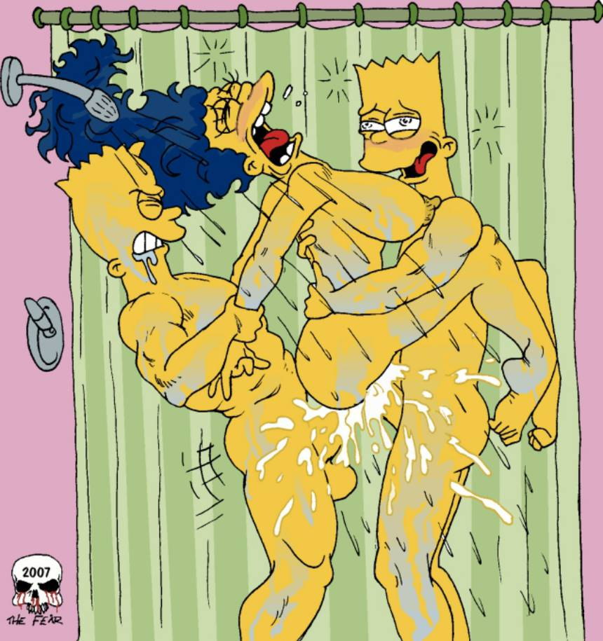 Toon girls naked