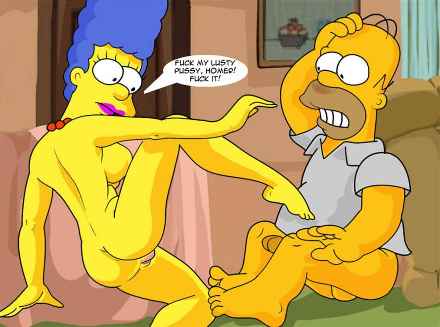 Will not Marge simpson anal advise