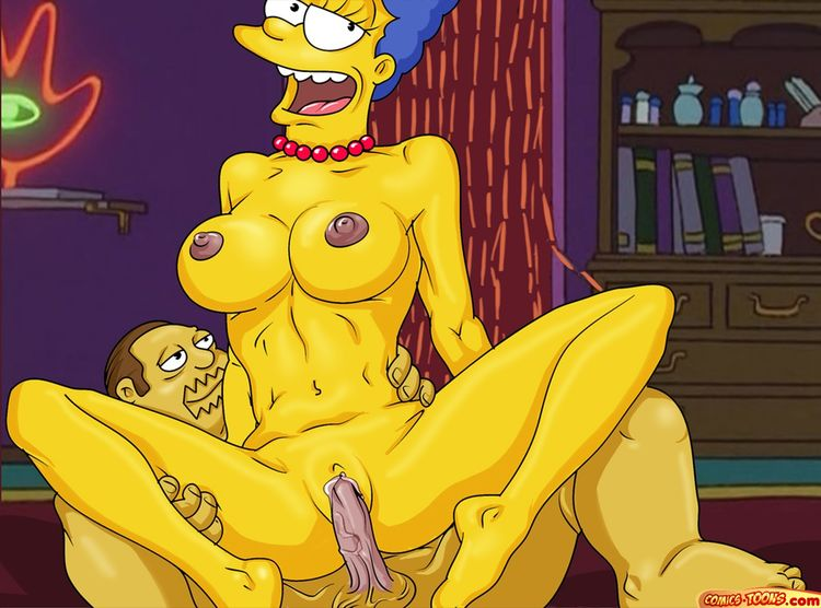 The simpsons sex videos