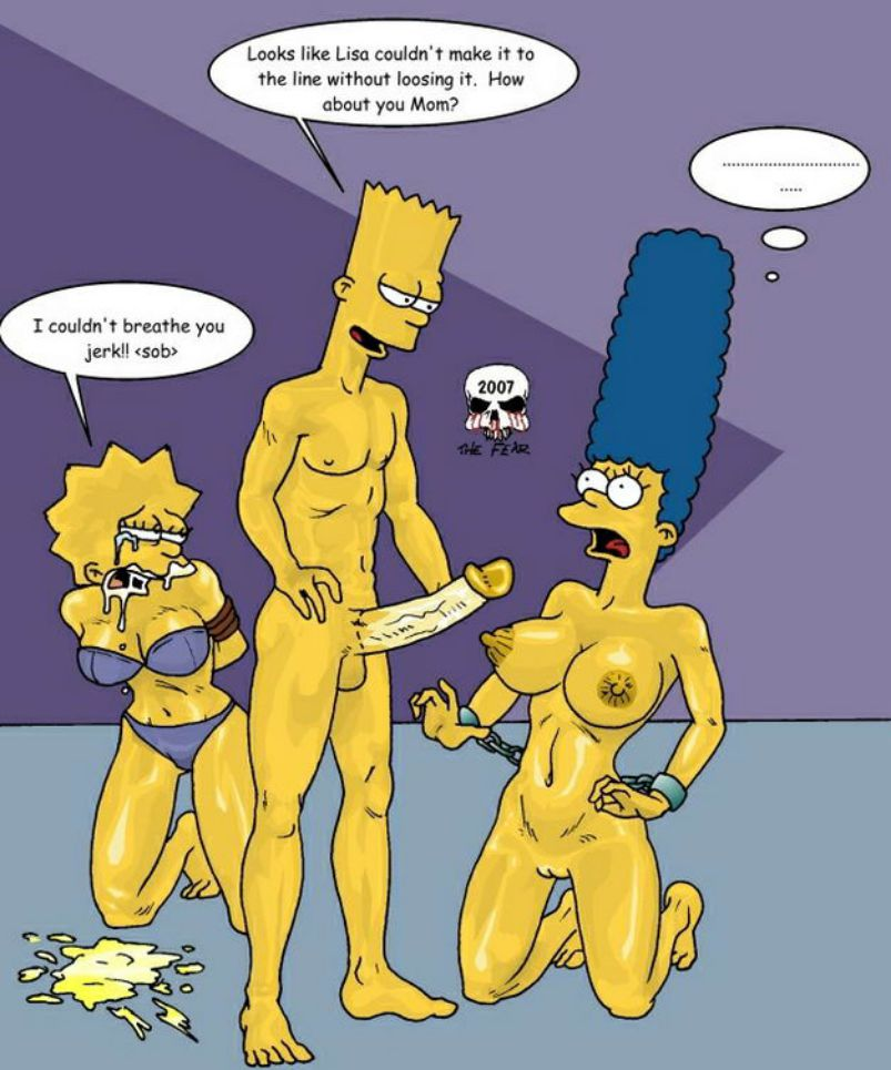 from Westin marge simpson the fear porn