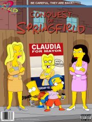 Conquest Of Springfield – Simpsons Porn